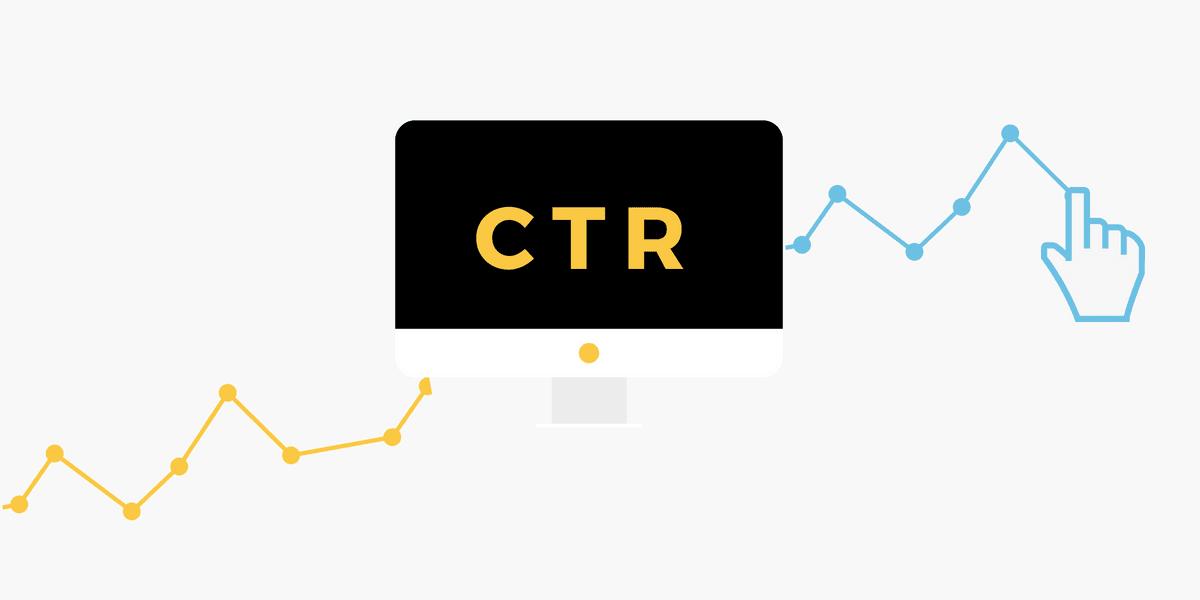 تاثیر CTR بر سئو
