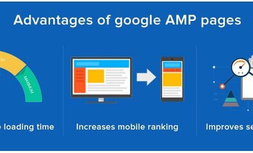 آمار صفحات AMP در یک سال-اینفوگرافیک