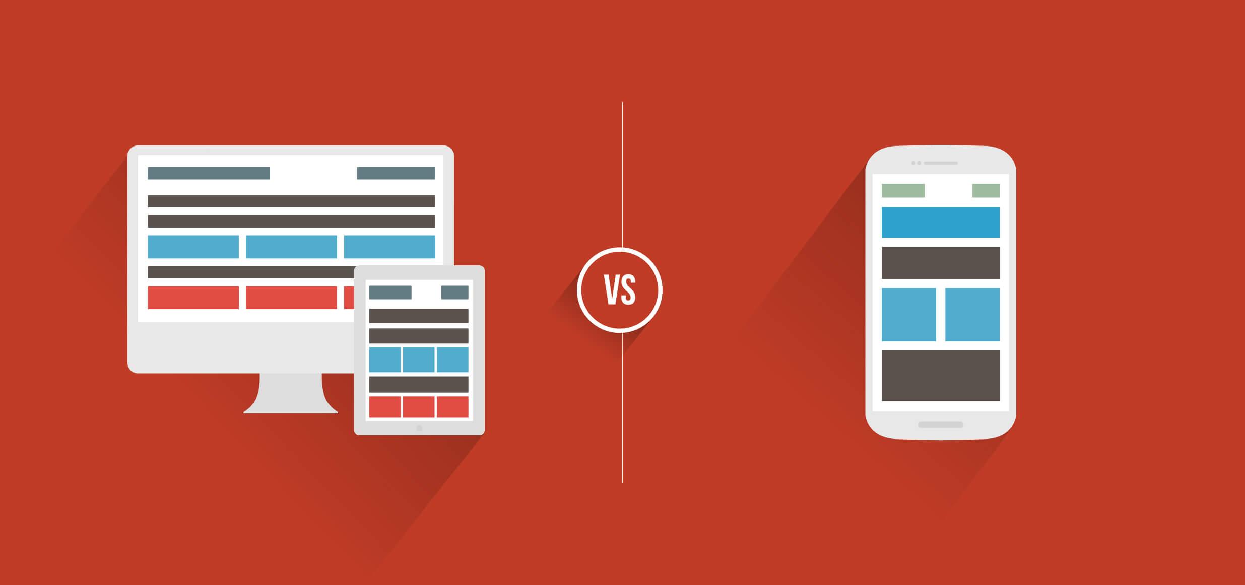 اصول طراحی وب برا تلفن